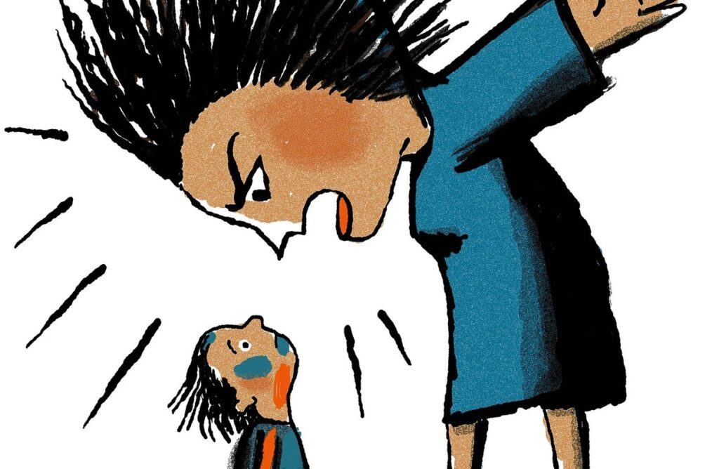 Talking to Your Child After You Yell - WSJ